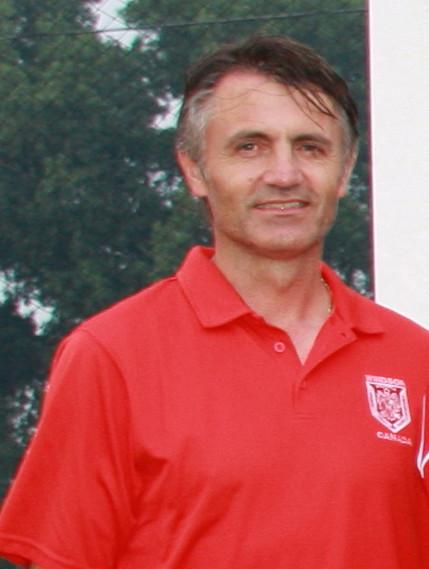 Marek Zalewski : Coach